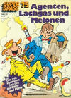 Cover for Kauka Super Serie (Gevacur, 1970 series) #75 - Harro und Platte - Agenten, Lachgas und Melonen