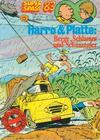 Cover for Kauka Super Serie (Gevacur, 1970 series) #83 - Harro und Platte - Berge, Schlamm und Schmuggler