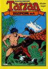 Cover for Tarzan album (Atlantic Forlag, 1977 series) #4/1984 - Tarzans julespesial