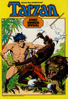 Cover for Tarzan album (Atlantic Forlag, 1977 series) #[3] 1984 - Tarzan sommerspesial