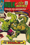 Cover Thumbnail for Tales to Astonish (1959 series) #91 [British]