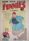 Cover for The Funnies (Dell, 1929 series) #[24]