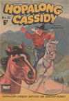 Cover for Hopalong Cassidy (Cleland, 1948 ? series) #21