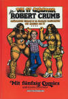 Cover Thumbnail for Die 17 Gesichter des Robert Crumb (1975 series)  [3. Auflage - Rot]