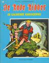 Cover for De Rode Ridder (Standaard Uitgeverij, 1959 series) #14 [zwartwit] - De galmende kinkhoorns