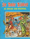 Cover for De Rode Ridder (Standaard Uitgeverij, 1959 series) #9 [zwartwit] - De draak van Moerdal