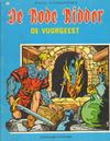 Cover for De Rode Ridder (Standaard Uitgeverij, 1959 series) #13 [zwartwit] - De vuurgeest
