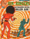 Cover for Rik Ringers (Le Lombard, 1963 series) #21 - Buitenaardse wezens vallen aan!