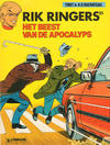 Cover for Rik Ringers (Le Lombard, 1963 series) #51 - Het beest van de apocalyps