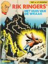 Cover for Rik Ringers (Le Lombard, 1963 series) #41 - Het huis van de wraak