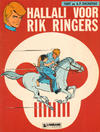Cover for Rik Ringers (Le Lombard, 1963 series) #28 - Hallali voor Rik Ringers