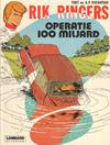 Cover for Rik Ringers (Le Lombard, 1963 series) #29 - Operatie 100 miljard