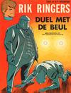 Cover for Rik Ringers (Le Lombard, 1963 series) #14 - Duel met de beul