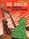 Cover for Rik Ringers (Le Lombard, 1963 series) #32 - De zwarte rechtbank