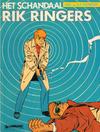 Cover for Rik Ringers (Le Lombard, 1963 series) #33 - Het schandaal Rik Ringers