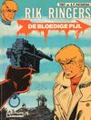 Cover for Rik Ringers (Le Lombard, 1963 series) #36 - De bloedige pijl