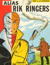 Cover for Rik Ringers (Le Lombard, 1963 series) #9 - Alias Rik Ringers