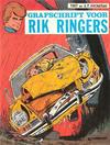 Cover for Rik Ringers (Le Lombard, 1963 series) #17 - Grafschrift voor Rik Ringers