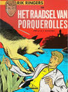 Cover for Rik Ringers (Le Lombard, 1963 series) #2 - Het raadsel van Porquerolles