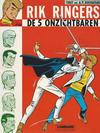 Cover for Rik Ringers (Le Lombard, 1963 series) #10 - De 5 onzichtbaren