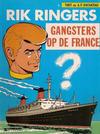 Cover for Rik Ringers (Le Lombard, 1963 series) #6 - Gangsters op de France