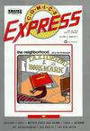 Cover for Comics Express (Fictioneer Books, Ltd., 1990 series) #v2#6