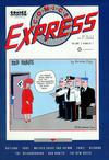 Cover for Comics Express (Fictioneer Books, Ltd., 1990 series) #v2#7