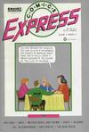 Cover for Comics Express (Fictioneer Books, Ltd., 1990 series) #v2#3