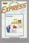Cover for Comics Express (Fictioneer Books, Ltd., 1990 series) #v2#4