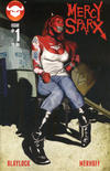 Cover for Mercy Sparx (Devil's Due Publishing, 2013 series) #1 [Cover B]