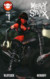 Cover for Mercy Sparx (Devil's Due Publishing, 2013 series) #1 [Cover C]