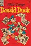 Cover for Walt Disney's Donald Duck (W. G. Publications; Wogan Publications, 1954 series) #33