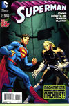Cover for Superman (DC, 2011 series) #34 [Direct Sales]