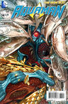 Cover for Aquaman (DC, 2011 series) #34 [Direct Sales]