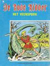 Cover for De Rode Ridder (Standaard Uitgeverij, 1959 series) #3 [zwartwit] - Het veenspook