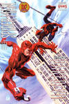 Cover Thumbnail for Daredevil / Spider-Man (2001 series) #1 [Dynamic Forces Exclusive Cover]