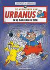 Cover for De avonturen van Urbanus (Standaard Uitgeverij, 1996 series) #108 - In de ban van de spin