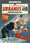 Cover for De avonturen van Urbanus (Standaard Uitgeverij, 1996 series) #73 - Humorosaurus Rex