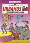 Cover for De avonturen van Urbanus (Standaard Uitgeverij, 1996 series) #86 - Ferm gedraaide loeren