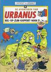 Cover for De avonturen van Urbanus (Standaard Uitgeverij, 1996 series) #88 - Nul-op-zijn-rapport-man