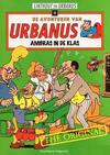 Cover for De avonturen van Urbanus (Standaard Uitgeverij, 1996 series) #10 - Ambras in de klas