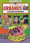 Cover for De avonturen van Urbanus (Standaard Uitgeverij, 1996 series) #47 - De harem van Urbanus