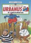 Cover for De avonturen van Urbanus (Standaard Uitgeverij, 1996 series) #94 - De 3 griezelbiggetjes