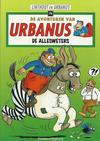 Cover for De avonturen van Urbanus (Standaard Uitgeverij, 1996 series) #76 - De allesweters