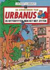 Cover for De avonturen van Urbanus (Standaard Uitgeverij, 1996 series) #2 - De Hittentitten zien het niet zitten