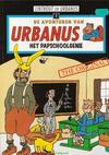 Cover for De avonturen van Urbanus (Standaard Uitgeverij, 1996 series) #3 - Het papschoolgenie