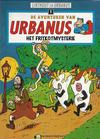 Cover for De avonturen van Urbanus (Standaard Uitgeverij, 1996 series) #1 - Het fritkotmysterie