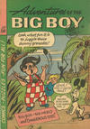 Cover for Adventures of the Big Boy (Webs Adventure Corporation, 1957 series) #135 [West]