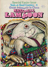 Cover for National Lampoon Magazine (21st Century / Heavy Metal / National Lampoon, 1970 series) #v1#33