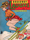 Cover for Broadway Laughs (Prize, 1950 series) #v9#2
